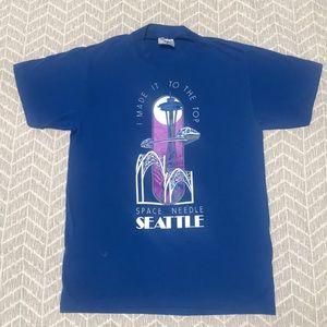 VINTAGE Seattle T-shirt! Ultra Soft Cotton!!!